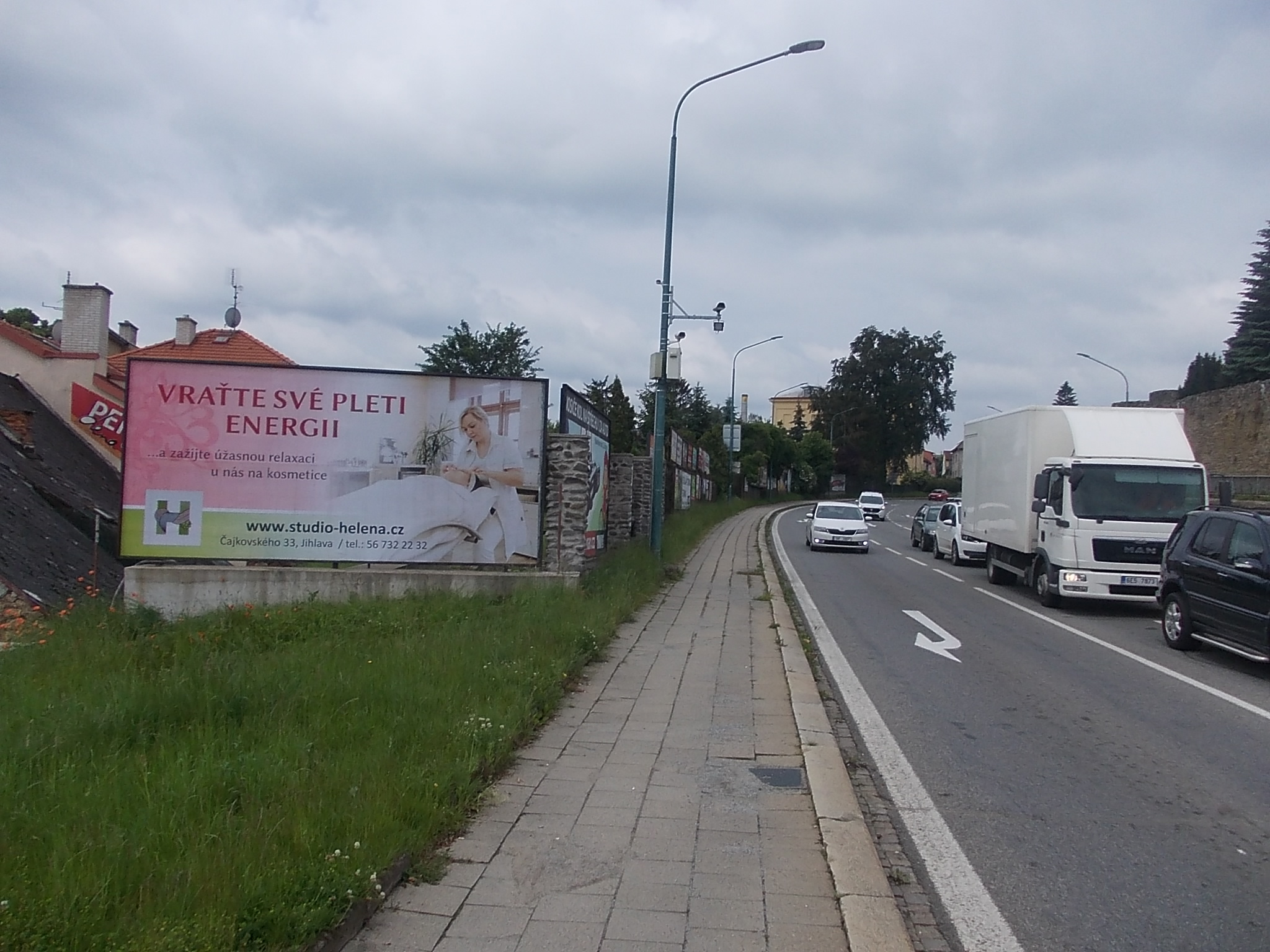 Jihlava Billboard